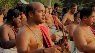 Pandi Melam led by Padma Shri Mattannur Sankarankutty