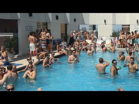 The highest outdoor pool in the Gold Coast