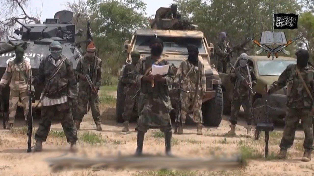 New Boko Haram Tape Released. Two Beheaded In Nigeria thumbnail