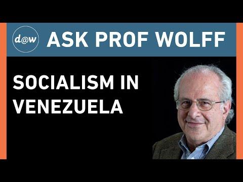 AskProfWolff: Socialism in Venezuela