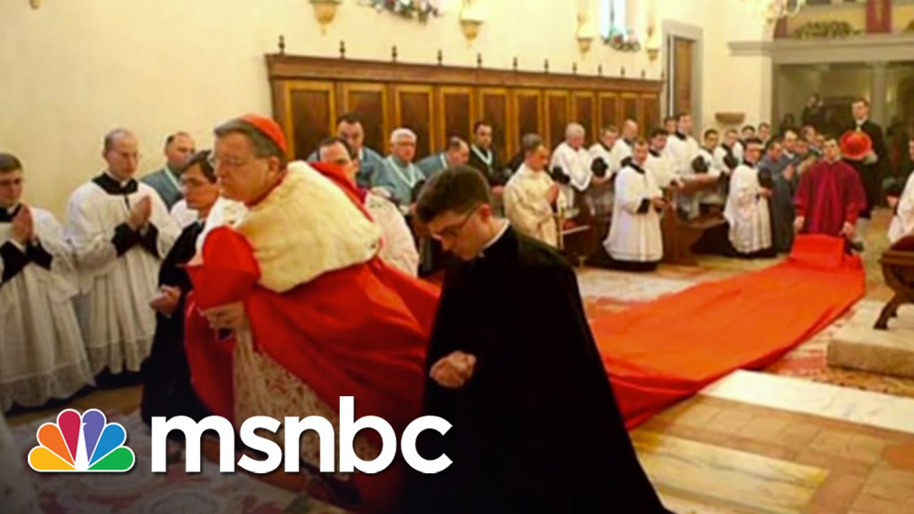 GOP Immigration Opposition | This Day Forward | MSNBC thumbnail
