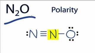 Is N2O Polar or Nonpolar?
