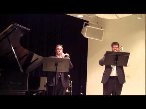 Elizabethan Suite for Piano, Trumpet, Trombone