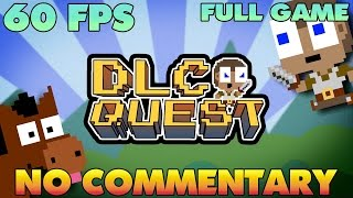 DLC QUEST   Full Game Walkthrough
