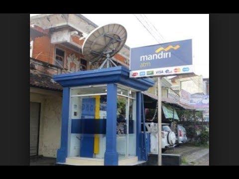Biaya Transfer mandiri ke Bri via ATM