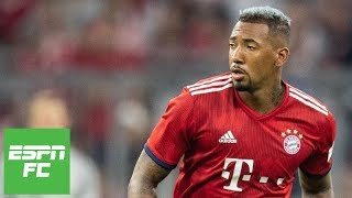 Why Jerome Boateng would be right choice to lead Manchester United back line | ESPN FC