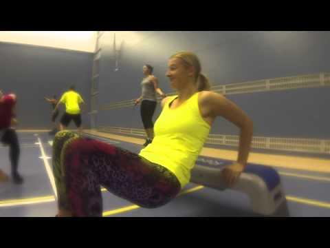 Dejte si do těla při kruhovém tréninku