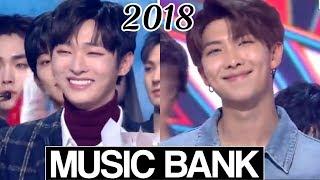 [TOP 20] Highest Scoring Music Bank Wins of 2018