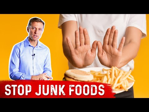 Quitting Junk Food for a Week Can Make a Huge Difference