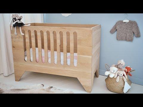 Project Tutorial: Kinderbett selber bauen. Step-by-step.
