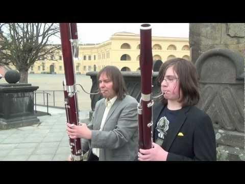 Fagott & Kontrafagott, Bassoon & Contrabassoon
