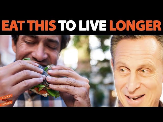 HEALTH EXPERT Shares 3 FOOD FACTS For Living Longer & STAYING HEALTHY | Mark Hyman & Lewis Howes