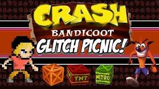 The Crash Bandicoot Glitch Picnic l Crash Bandicoot 1, 2 And 3 Glitches (PS1) | MikeyTaylorGaming