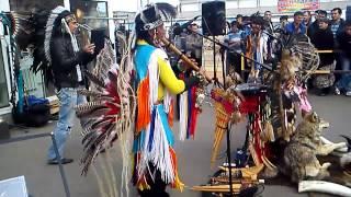 ромашка белая танец видео индейцы