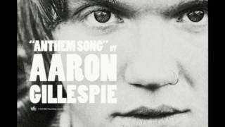 "Aaron Gillespie ""Anthem Song"" Preview"