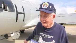 Veterano de la Segunda Guerra Mundial nos comparte sus recuerdos