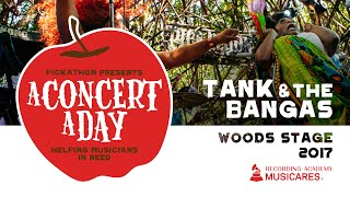 Tank and the Bangas- Watch A Concert A Day #WithMe #StayHome #Discover #Funk #Soul #Live #Music