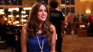 Marline Barberena Nicaragua Miss Universe 2014 Official Interview