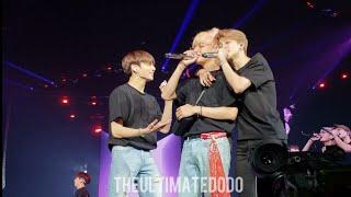 Gambar cover 180909 Answer: Love Myself @ BTS 방탄소년단 Love Yourself Tour in LA Fancam 직캠