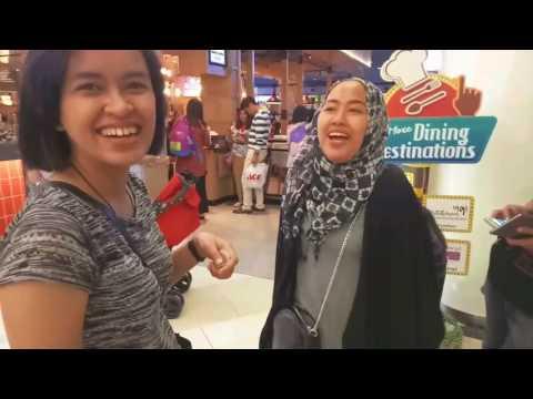 Video EATVLOG #1, Nyobain makan di OJJU K.FOOD ( gandaria city )