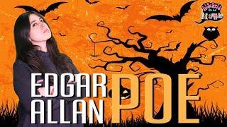 EDGAR ALLAN POE - HISTERIA DE LA LITERATURA