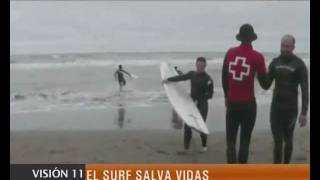 preview picture of video '1º CLÍNICA DE SALVASURF'
