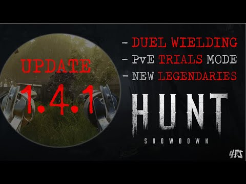 Hunt Showdown: Update 1.4.1 Preview (Duel Wielding and PvE Mode)
