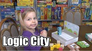 Logic City (Goula) - ab 3 Jahre .... ganz schön sportlich ab 3 Jahre!