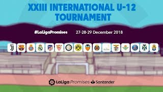 LaLiga Promises Santander - Viernes 28 tarde