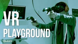 Virtual Playground, el resucitar de las salas recreativas