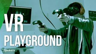Virtual Playground, el resucitar de las salas recreativas