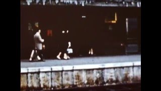 preview picture of video 'Dendermonde station (1958)'