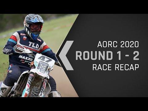 Résumé AORC 2020 - rd1&2