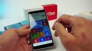 Castiga un telefon iHunt Titan P3000 (2019), review video