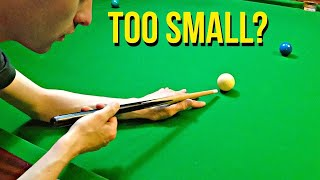 What Snooker Cue Size?