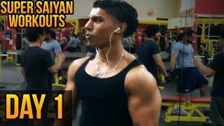 Super Saiyan Workouts - Day 1 (Motivation)