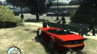How to avoid paying toll in Grand Theft Auto IV