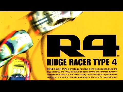 Party's Over - R4: Ridge Racer Type 4 Soundtrack