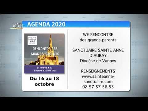 Agenda du 05 octobre 2020
