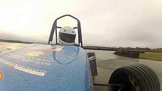 DRIVE Dundee University Formula Student Team Trailer