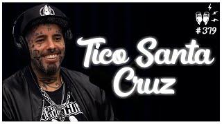 Tico Santa Cruz no Flow Podcast