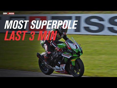 スーパーバイク世界選手権 SBK 第6戦チェコ スーパーポール ハイライト動画