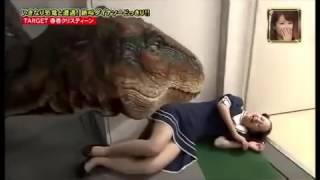 Смотреть онлайн Смешной японский розыгрыш над людьми в офисе