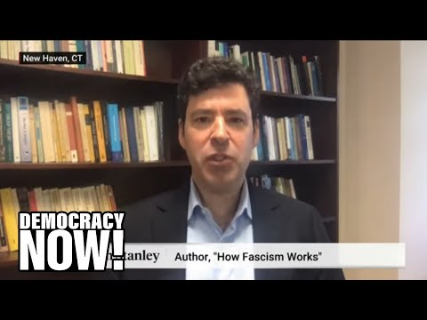 """Is Trump a fascist? Philosopher Jason Stanley considers the evidence after """"four years of chaos"""""""