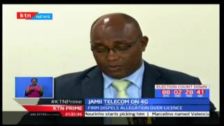 Jamii Telecom has invested sh25 million dollars in rollout of 4G