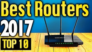 Best Wireless Routers 2017 🔥 TOP 10 🔥
