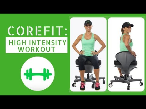 High Intensity Workout #1