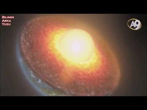 Dünya'nın çekirdeği nerede ve ne kadar değerinde?