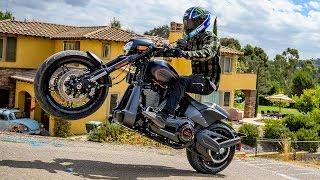 Street 2 Dirt Slay w/ Axell Hodges | Harley-Davidson