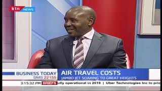 Air travel costs: One on One with Jambo jet CEO Allan Kilavuka